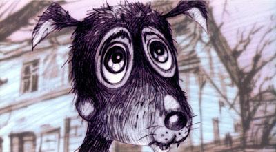 Sidabrinis mėnulio šuo