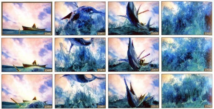 Aleksandras Petrovas. Senis ir jūra (1999)